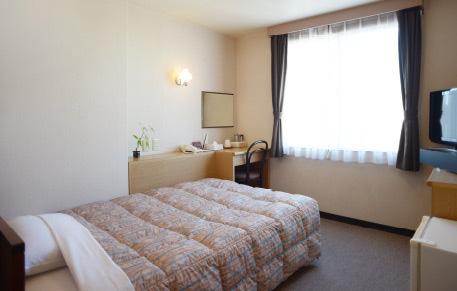 客室・シングル|鹿児島市・天文館|サウナ・温泉
