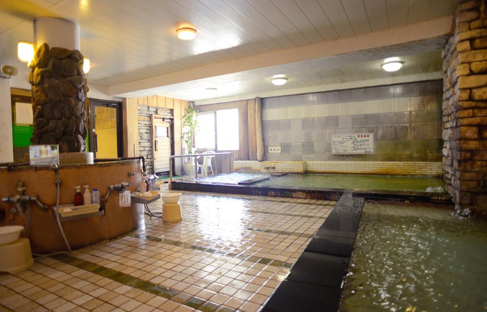 温泉サウナ|鹿児島市・天文館|サウナ・温泉