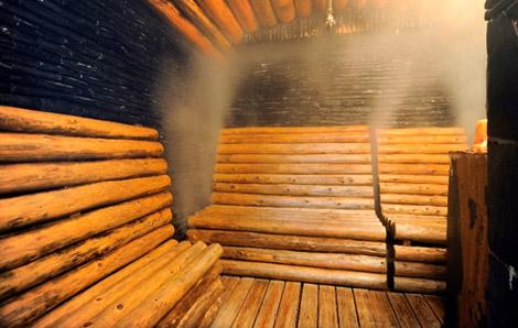 備長炭温泉蒸気サウナ|鹿児島市・天文館|サウナ・温泉