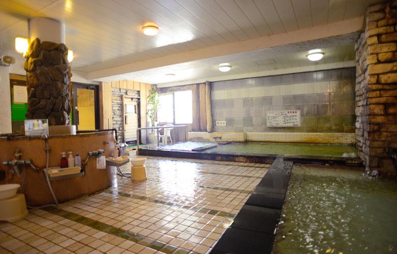 天然温泉サウナ|鹿児島・ホテル・温泉