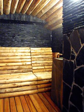 備長炭温泉蒸気サウナ|鹿児島・ホテル・温泉