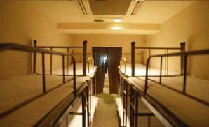仮眠室|鹿児島・ホテル・温泉