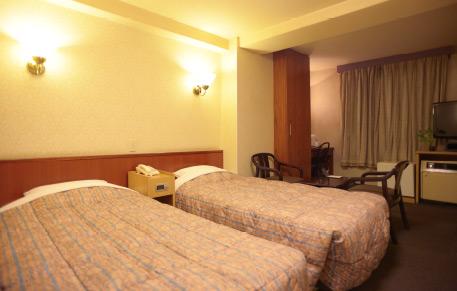 ツインルーム|鹿児島・ホテル・温泉