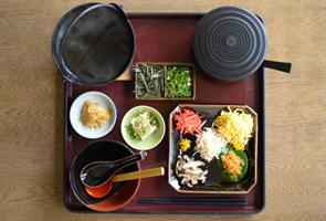鶏飯|鹿児島・ホテル・温泉