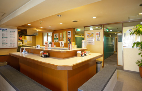 湯上がり食堂|鹿児島・ホテル・温泉