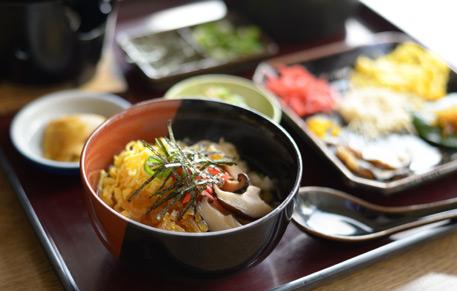 おばちゃん食堂・鶏飯|鹿児島・ホテル・温泉